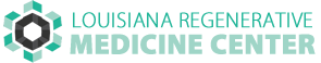 Louisiana Regenerative Medicine Center in Baton Rouge Louisiana Logo